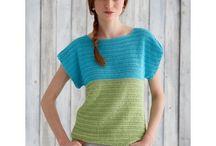 Crochet Top Patterns / 0