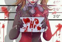 Nothin..Harley Quinn..