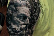 tatuaż rzeźa