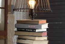 Bookish interior / Book inspired interior loveliness!