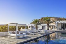 """Ibiza private island Tagomago / The paradise of """"Tagomago"""" is one of the few and most beautiful private islands in Spain. Tagomago is perfectly located and only 900 meters from the coast of the jet set island of Ibiza and only a 30 minute boat ride from the beautiful beaches of Formentera."""