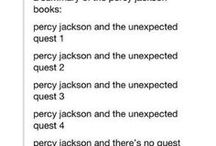Percy Jackson / Hilarious and occasionally meaningful stuff