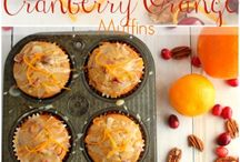 Muffins I want to bake / Muffins are just cupcakes without frosting! They are great any time of day. / by Pint Sized Baker
