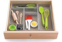 Cook and Clean / Keep the kitchen neat and tidy with these Design Ideas products.