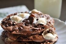 delicias de chocolate / by Fernanda Silva