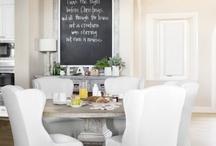 Dining room / by Sarah Lovejoy