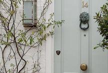 H O M E | Door