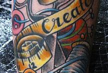 Inspiration for Craft Tattoo / by Katie Hunt