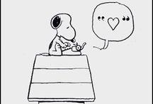 I love Peanuts / by Carey Norton