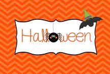Halloween / Des bricolages, des idées et des activités sur le thème de l'Halloween.