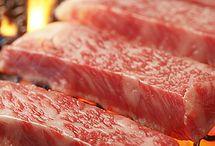牛肉、豚肉、鶏肉(Beef, pork, chicken)