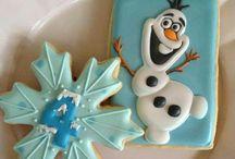 Frozen Cakes & Cookies