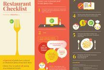 Glutenvrije infographics