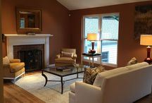 Amazing Staging / After Photos of Beautifully Staged Rooms by Decor Decorum