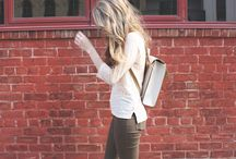 Going to Class / by Hailey Selman