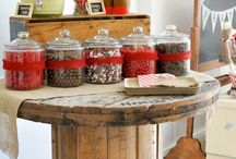 holly and hopes party ideas / celebrate two precious little lives..