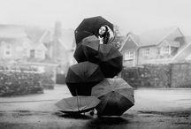 rain / fotografías hermosas reflejos de lluvia