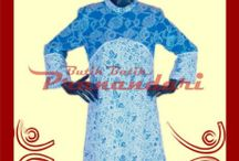 Tunik pranandari / Tunik Batik Butik Batik Pranandari