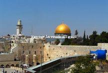 JERUSALEM - YERUSHALAIM / Ville d'or et de lumière....