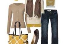 Outfit color and preparation ideas / by Laurie Cortinas