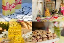 Party Ideas / by Henna Design