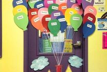 Kindergarten Classroom Decor / by Dana Coburn