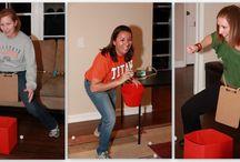 Fun nights at home! / by Leah Bilyeu