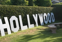 hollywood thema party