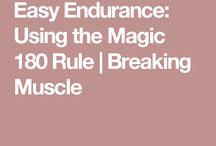 Endurance, the Machine