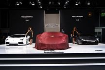 Motor Shows / by Lisa ThecarAddict
