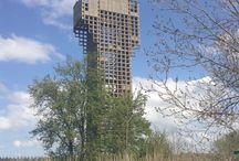 Luchtwachttorens
