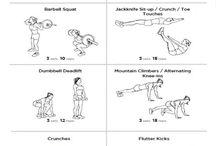 Упражнения против жировых отложений на бедрах
