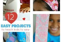 Sewing projects for Avery / by Christy Birkner