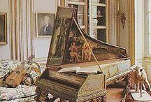 Barokk hangszerek