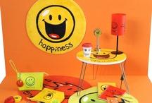 Happy Colors ! / La collection Happy Colors, SmileyWorld for Incidence, et vous quel Smiley êtes-vous ?