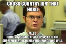Cross Country is life