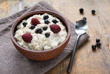 Le porridge : le petit déj parfait !