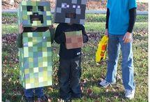Haloween costumes