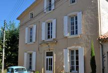 B&B's in Frankrijk / Hier vind je prachtige bed and breakfast in Frankrijk, uiteraard allemaal met Nederlands sprekende eigenaren!