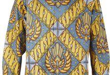 Batik Tulis Pewarnaan Alam/ Batik Natural Dye Hand Drawn