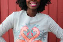 Natural Afros / by Maureen H