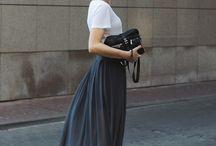 Minimal Skirt/Dress