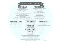 FAMILY FRIENDLY EATS in Jacksonville / Have kids??  Still like to enjoy dining out from time to time?  This is the board for you.