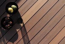 Terrassendielen braun, Holztöne oder WPC braun