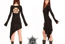 techno dress