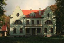 Zawada - Pałac