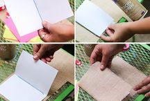 homemade journal ideas