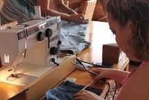 Talleres de costura presenciales / Fotos de mis talleres de costura presenciales