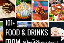 Disney must do's - food