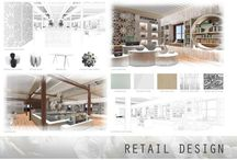 Retail Presentation Board